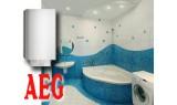 Водонагреватель 120 литров, электрический накопительный AEG EWH 120 Comfort EL