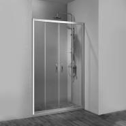 Душевая дверь Twin AM.PM Bliss L, 140х190 см, W53S-1402190MT, , 33 261 руб., W53S-1402190MT, AM.PM, Душевые двери