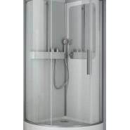 Боковые стекла для душевой кабины AM.PM Like, 900х900 мм, W80C-016R090MTA3, , 11 400 руб., W80C-016R090MTA3, AM.PM, Комплектующие