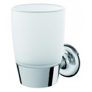 Стеклянный стакан с настенным держателем AM.PM Like, A8034300