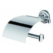 Держатель для туалетной бумаги с крышкой AM.PM Like, A80341500, , 1 590 руб., A80341500, AM.PM, Аксессуары для ванной комнаты