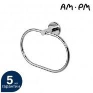Кольцо для полотенец AM.PM Sense, хром, A7534400, , 1 390 руб., A7534400, AM.PM, Аксессуары для ванной комнаты