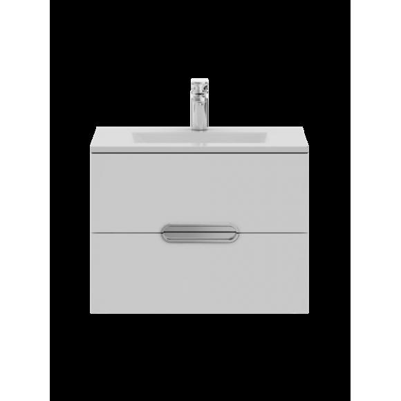 База с раковиной (комплект) AM.PM Spirit, 610х468 мм, M70-FUX0602-WC0602