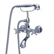 Смеситель для ванны и душа AM.PM 5 O'Clock, 155 мм, F2510000, , 32 576 руб., F2510000, AM.PM, Смесители для ванны и душа