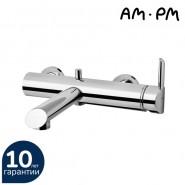 Смеситель для ванны и душа AM.PM Awe, 200 мм, F1510000, , 66 966 руб., F1510000, AM.PM, Смесители для ванны и душа