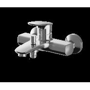 Смеситель для ванны и душа AM.PM Spirit V2.1, 184 мм, F71A10000, , 13 290 руб., F71A10000, AM.PM, Смесители для ванны и душа