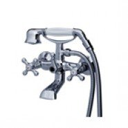 Смеситель для ванны и душа AM.PM Bourgeois, 161 мм, F6510000