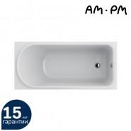 Ванна акриловая AM.PM Like, 150х70 см, W80A-150-070W-A