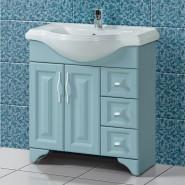 Тумба для ванной Акваль Классик 80, 820х764 мм, B2.6.01.8.1.0