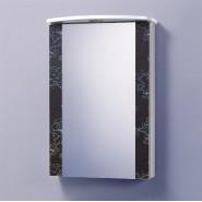 Шкаф подвесной Акваль Токио 50, 700х472 мм, 04.50.02.L, , 3 663 руб., 04.50.02.L, Акваль, Беларусь, Зеркальные шкафы