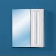 Шкаф зеркальный Акваль Санта 55, 660х550 мм, 04.55.00.N