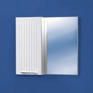 Шкаф зеркальный Акваль Санта 70, 660х700 мм, 04.70.00.L/R