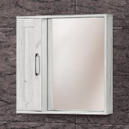 Шкаф зеркальный подвесной Акваль Гала 70, 692х700 мм, ГАЛА.04.70.00.N, , 5 854 руб., ГАЛА.04.70.00.N, Акваль, Беларусь, Зеркальные шкафы