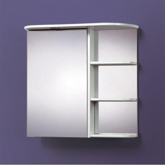 Шкаф подвесной Акваль Милана 70, 700х700 мм, AM.04.71.00.L/R