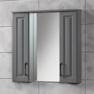 Шкаф зеркальный подвесной Акваль Классик 80, 800х800 мм, B2.6.04.8.2.0, , 10 499 руб., B2.6.04.8.2.0, Акваль, Беларусь, Зеркальные шкафы