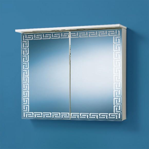 Шкаф подвесной Акваль Паола 80, 698х800 мм, EP.04.80.10.N