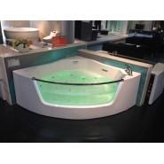 Ванна с гидромассажем и аэромассажем 150 см на150 см на 63 см Appollo, АТ-9076Т, , 205 000 руб., АТ-9076Т, Appollo, Ванны аэромассажные