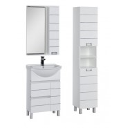 Комплект мебели Aquanet Доминика 55, 560х1735 мм, 171325, , 21 575 руб., 171325, Aquanet, Комплекты мебели