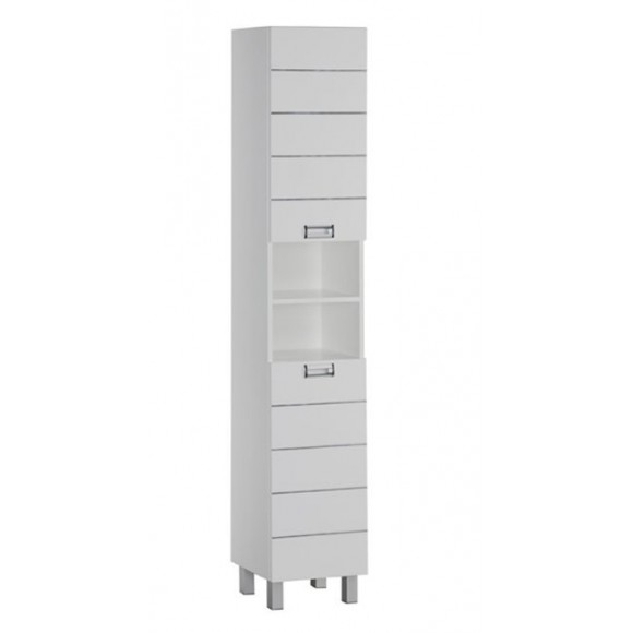 Шкаф-пенал Aquanet Доминика 35, 350х1950 мм, 170802