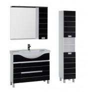 Комплект мебели Aquanet Доминика 100, 1015х1725 мм, 172410