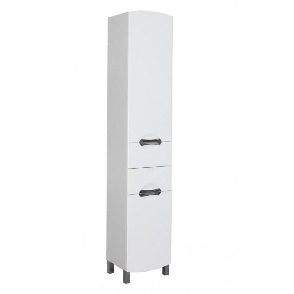 Шкаф-пенал Aquanet Асти 40 б\к, 400х2005 мм, 178029