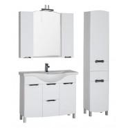 Комплект мебели Aquanet Асти 105 б/к, 1050х1715 мм, 178433, , 26 410 руб., 178433, Aquanet, Комплекты мебели