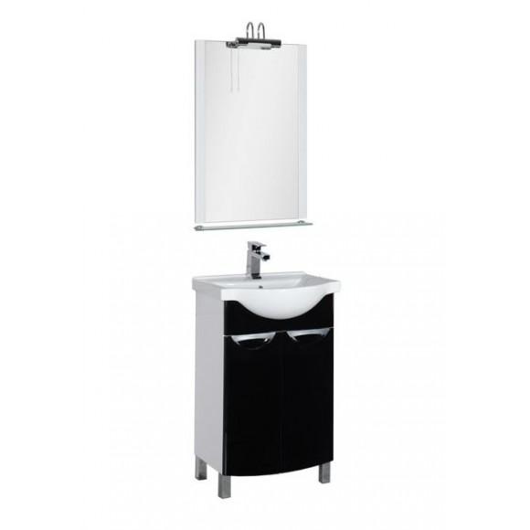 Комплект мебели Aquanet Асти 55 (2 дверцы), 550х1753 мм, 178436