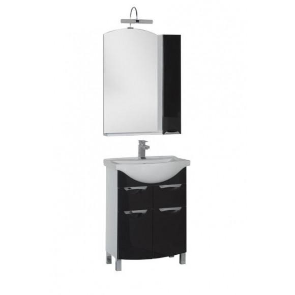 Комплект мебели Aquanet Асти 65, 650х1763 мм, 180320