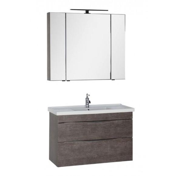 Комплект мебели Aquanet Эвора 100, 1000х1512 мм, 183165