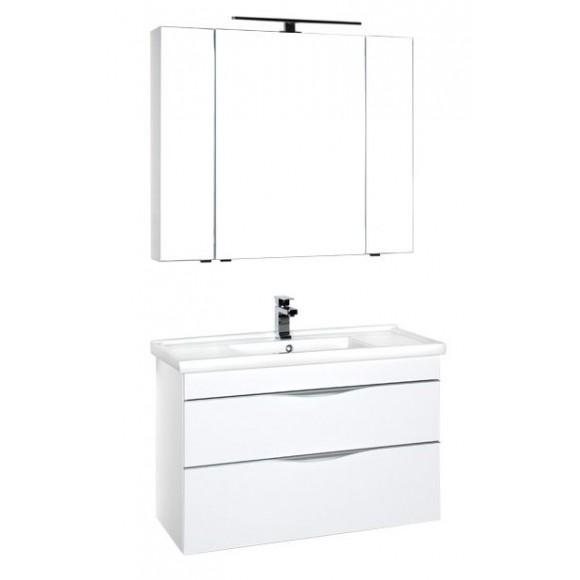 Комплект мебели Aquanet Эвора 100, 1000х1512 мм, 184566