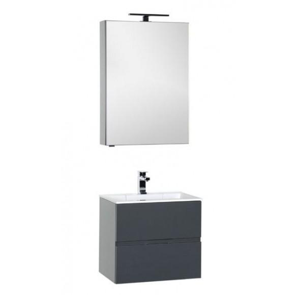 Комплект мебели Aquanet Алвита 60, 600х1381 мм, 184576