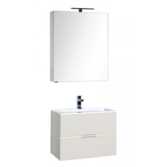 Комплект мебели Aquanet Алвита 70, 700х1381 мм, 184579