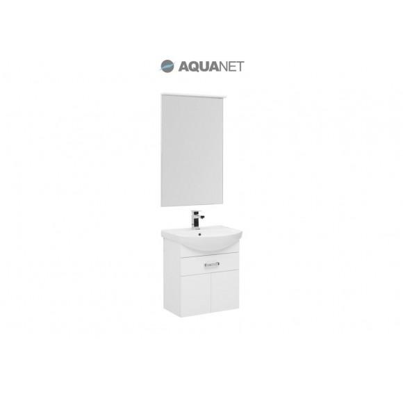 Комплект мебели Aquanet Ирис 60 1 ящик 2 дверцы, 605х1600 мм, 198812