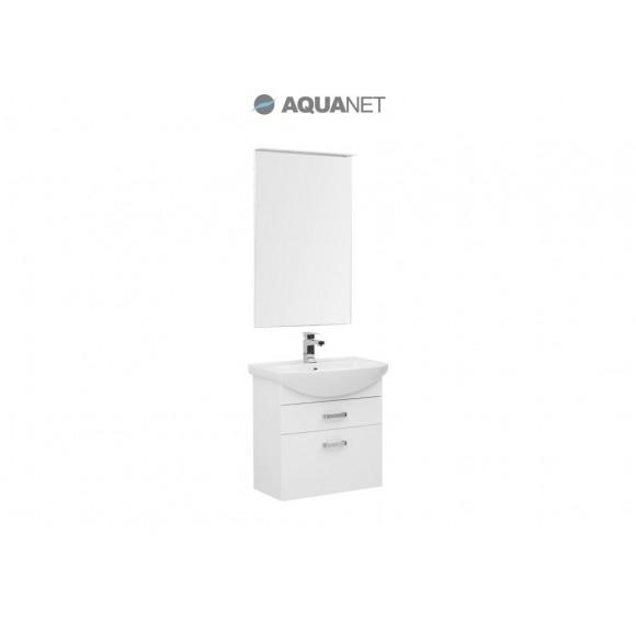 Комплект мебели Aquanet Грейс 65 2 ящика, 604х1600 мм, 198815