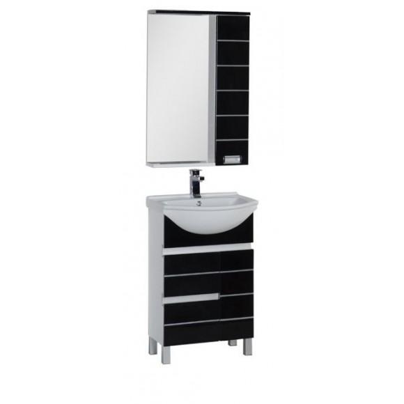 Комплект мебели Aquanet Доминика 55, 560х1735 мм, 171326