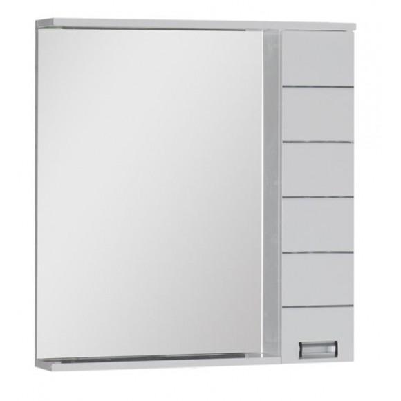 Зеркало Aquanet Доминика 80 LED, 800х870 мм, 171081