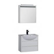 Комплект мебели Aquanet Лайн 60, 602х1135 мм, 164954, , 20 956 руб., 164954, Aquanet, Комплекты мебели