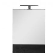 Зеркало Aquanet Нота 58, 580х670 мм, 169191, , 7 874 руб., 169191, Aquanet, Зеркальные шкафы