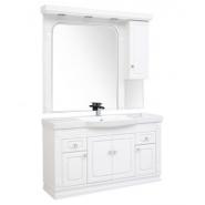Комплект мебели Aquanet Фредерика 140, 1460х2150 мм, 171456