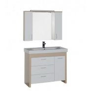 Комплект мебели Aquanet Тиана 100, 1005х1603 мм, 172819