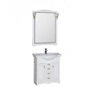 Комплект мебели Aquanet Луис 80, 810х1996 мм, 173188
