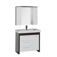 Комплект мебели Aquanet Тиана 90, 915х1613 мм, 177138, , 28 637 руб., 177138, Aquanet, Комплекты мебели