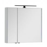 Зеркало Aquanet Латина 80, 800х750 мм, 179635, , 11 482 руб., 179635, Aquanet, Зеркальные шкафы