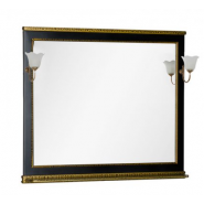 Зеркало Aquanet Валенса 110, 1122х1000 мм, 180295, , 9 237 руб., 180295, Aquanet, Прямоугольные зеркала