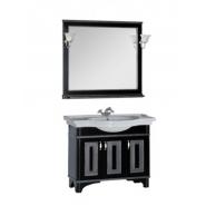 Комплект мебели Aquanet Валенса 100, 1022х1885 мм, 180455, , 30 820 руб., 180455, Aquanet, Комплекты мебели