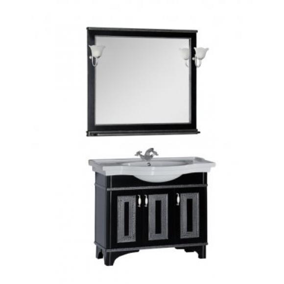 Комплект мебели Aquanet Валенса 100, 1022х1885 мм, 180455