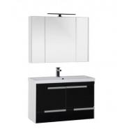 Комплект мебели Aquanet Тиволи 100, 1000х1400 мм, 180567, , 43 591 руб., 180567, Aquanet, Комплекты мебели