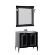 Комплект мебели Aquanet Паола 90, 900х1798 мм, 182134, , 39 044 руб., 182134, Aquanet, Комплекты мебели