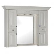 Зеркало Aquanet Кастильо 160, 1776х1280 мм, 183180, , 57 729 руб., 183180, Aquanet, Зеркальные шкафы