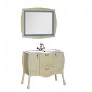 Комплект мебели Aquanet Виктория 90, 976х1651 мм, 183679